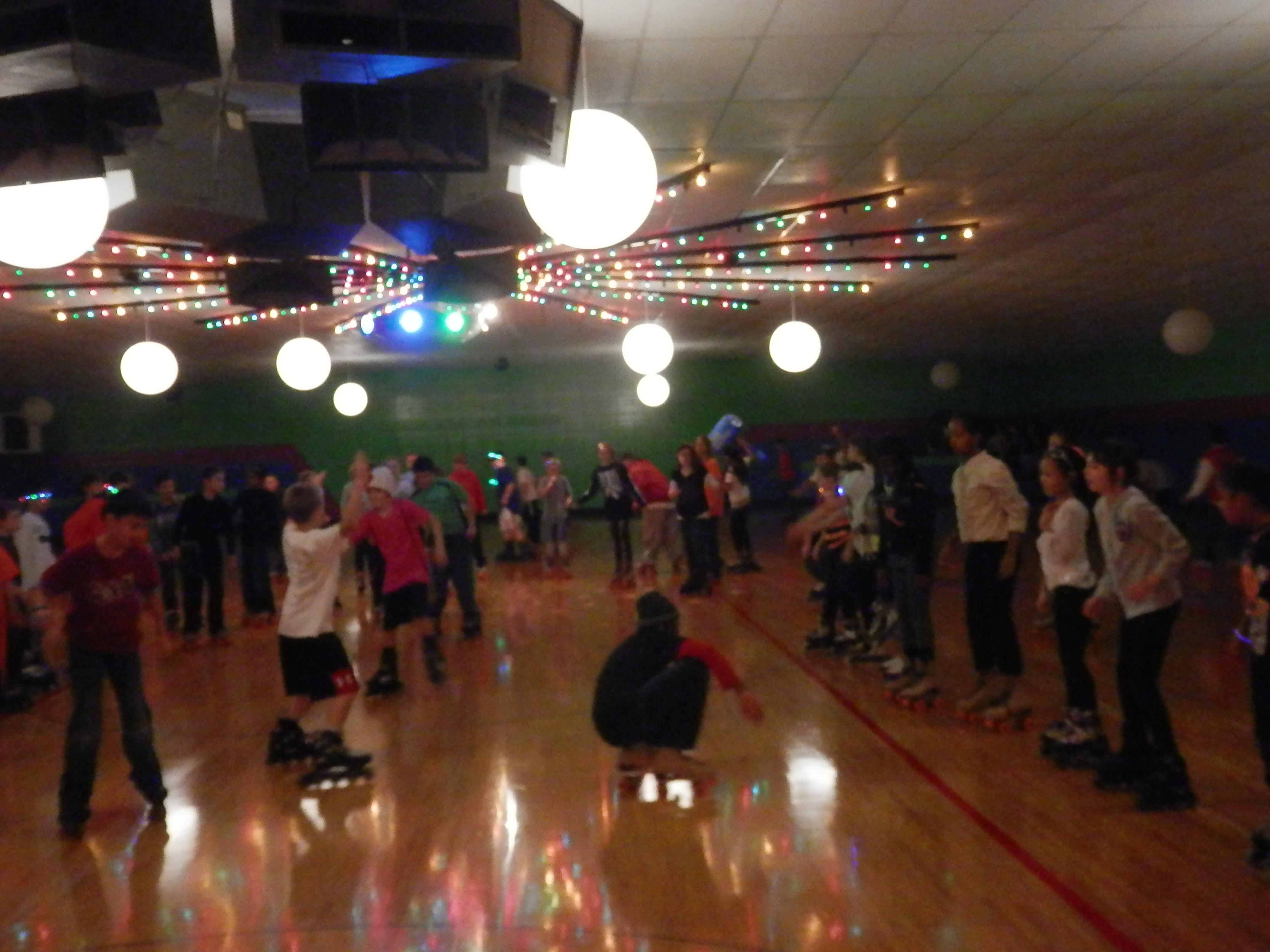 Cupid Shuffle at Skateville