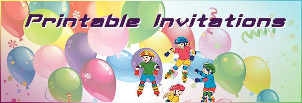 Invitations header