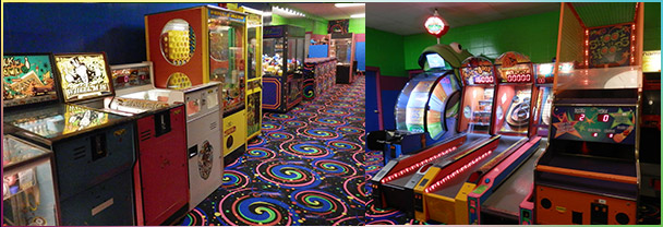The Skateville Arcade