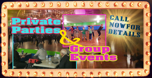 Private parties and group events